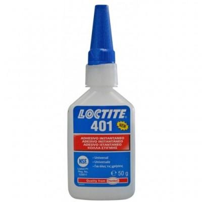 Klej błyskawiczny Loctite 401 - pojemność 20g